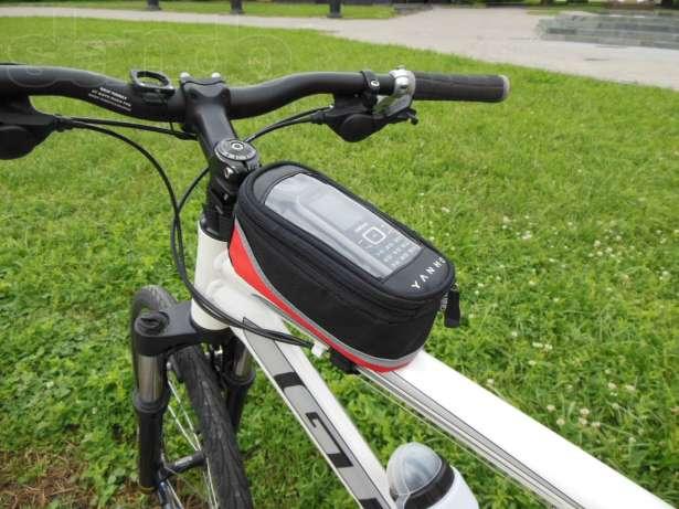 Сумка на велосипед своими руками на руль